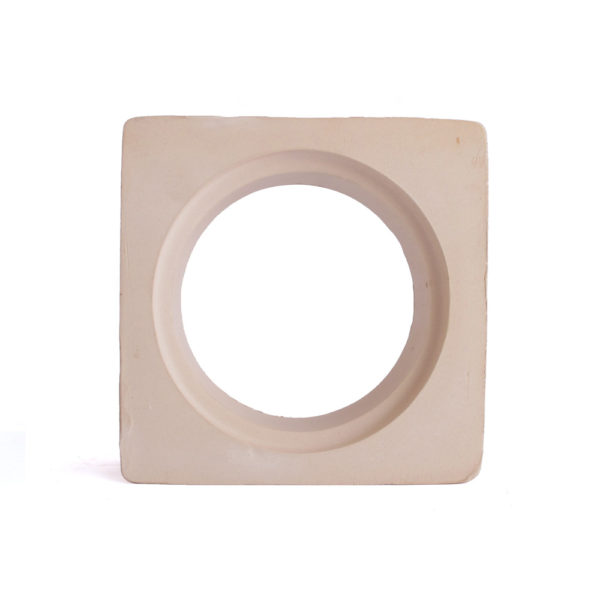 Celosía cerámica natural arena CLS 008