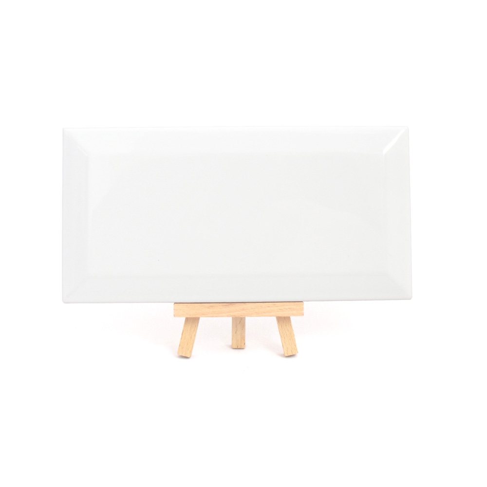 Azulejo tipo metro blanco CCM 001