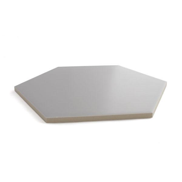 Hexágono cerámico gris HC29 002
