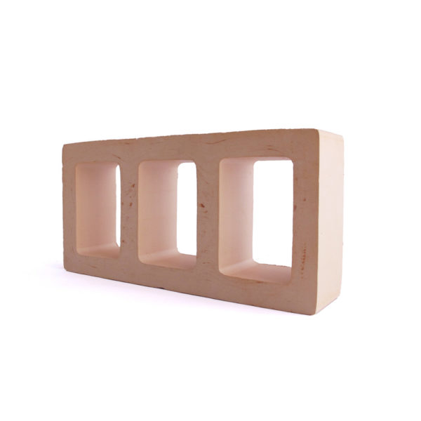 Celosía cerámica natural arena CLS 009