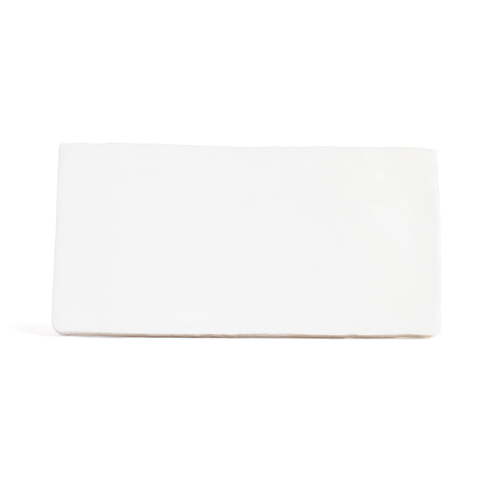 Cerámica artesanal blanca CA 001