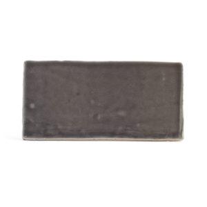 Cerámica artesanal gris CA 006