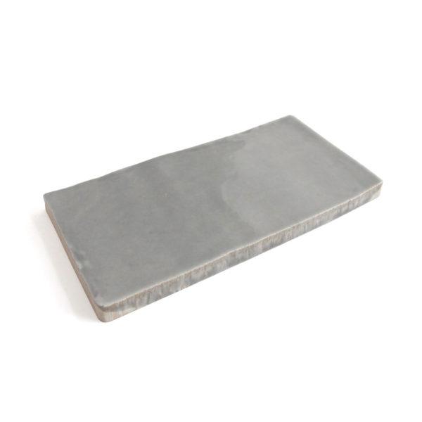 Cerámica artesanal gris perla ELC 003
