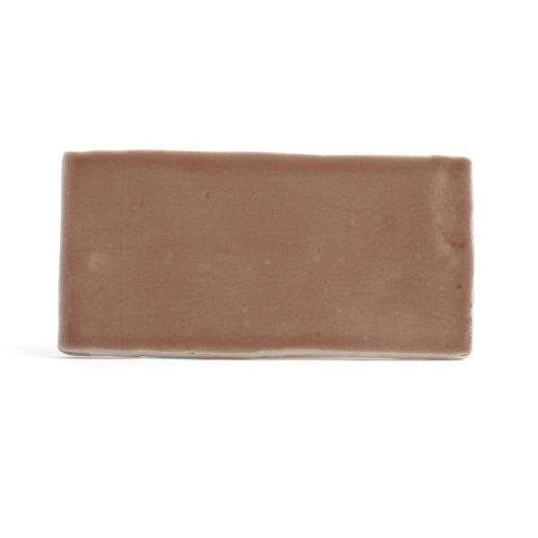 Cerámica artesanal marrón marsala CA 005