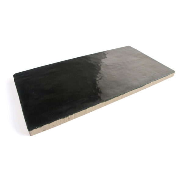 Cerámica artesanal negro azabache ELC 002