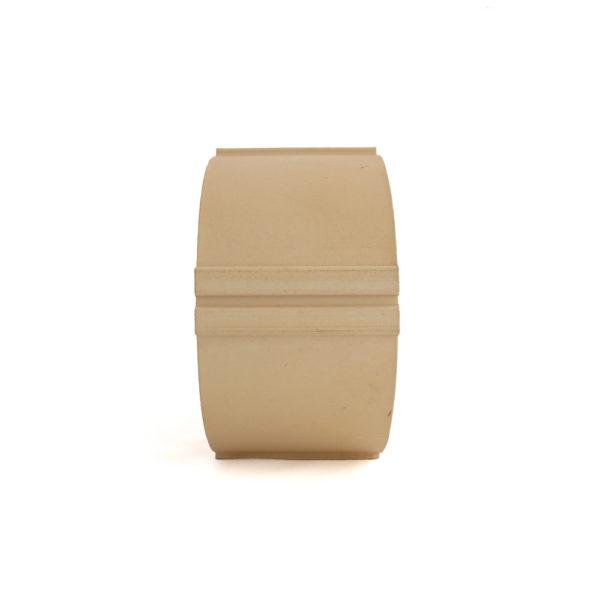 Celosía cerámica circular natural arena CLS 010