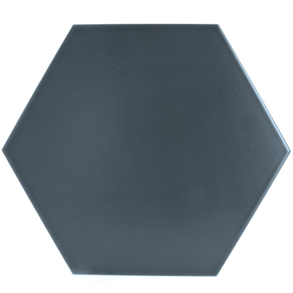 Hexágono cerámico gris oscuro HC29 007