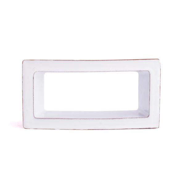 Celosía cerámica blanca CLS 007