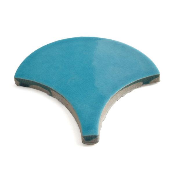 Escama cerámica turquesa EC 001