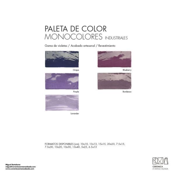 Ceramica-artesanal-paleta-de-color-industrial-violetas-CMA-7.5x15-ceramica-a-mano-alzada