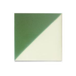 baldosa-ceramica-cartabón-verde-blanca-BLC-005-15x15-ceramica-a-mano-alzada
