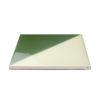 baldosa-ceramica-cartabón-verde-blanca-detalle-BLC-005-15x15-ceramica-a-mano-alzada
