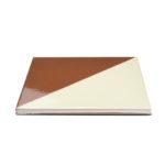baldosa-ceramica-cartabón-marron-claro-blanca-detalle-BLC-007-15x15-ceramica-a-mano-alzada