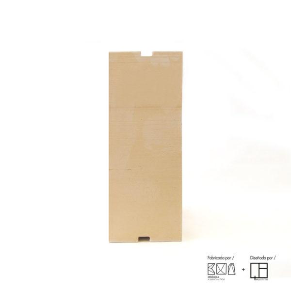 Celosia-ceramica-ACUS-Perfil--QBArquitectos-Ceramica-a-mano-alzada