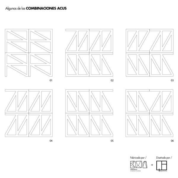 Celosia-ceramica-ACUS-combinaciones-QBArquitectos-Ceramica-a-mano-alzada
