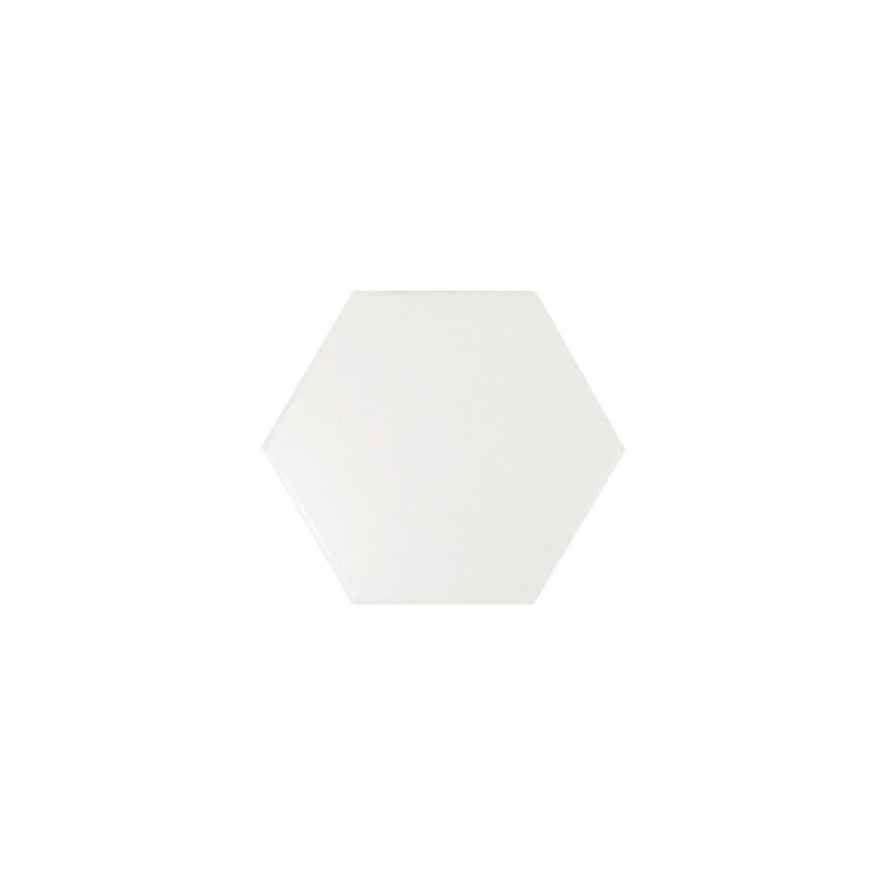 Hexagono-ceramico-blanco-mate-pieza-10x12-ceramica-a-mano_alzada
