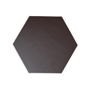 Hexagono-ceramico-gris-oscuro-mate-20x23-HC20-R10-C3-ceramica-a-mano-alzada