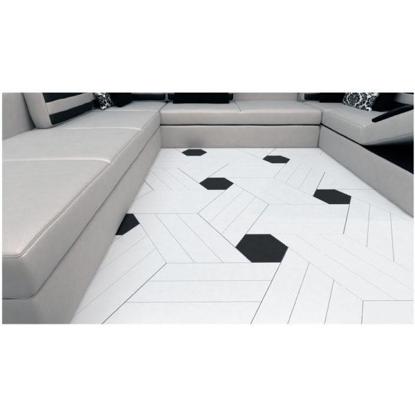 Hexagono-ceramico-negro-chevron-mate-ambiente-20x23-HC20-R10-C3-ceramica-a-mano-alzada