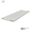 escocia cerámica grande 15x45 cm gris claro brillo