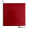 pavimento gres rojo intenso 20x20 ceramica a mano alzada