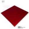 pavimento gres rojo intenso 20x20 perspectiva ceramica a mano alzada