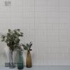 relieve ceramico lineas suave gris revestimiento ceramica a mano alzada