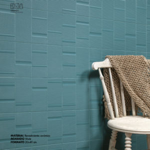relieve ceramico lineas suave verde revestimiento ceramica a mano alzada